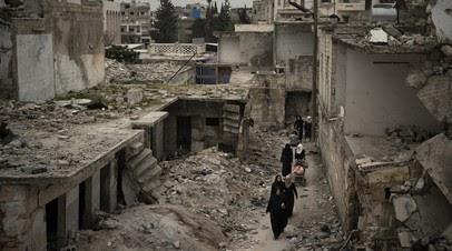 Террористы совершили 28 обстрелов в идлибской зоне деэскалации