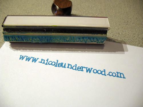 web Stamp