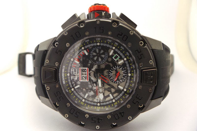 Richard Mille RM025 Dial