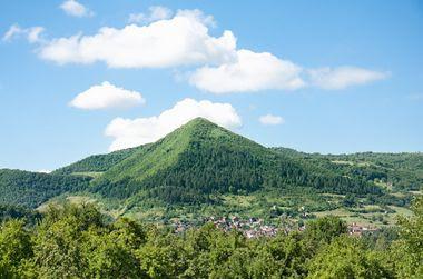 La Piramide Del Sole - Bosnia