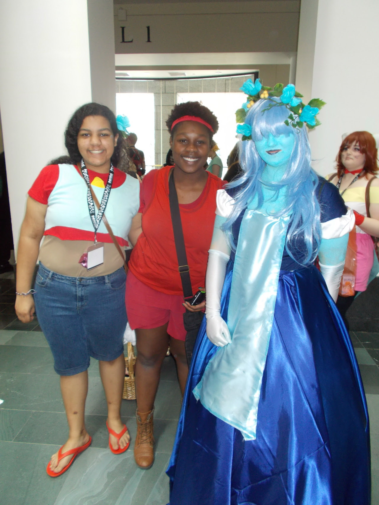 """Steven Universe"" at Anime Boston 2016. Part four."