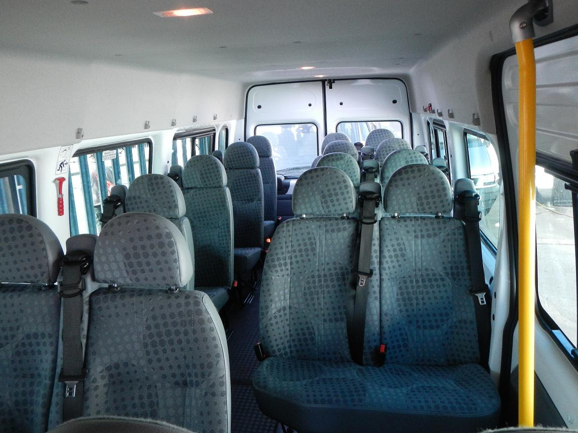 17 Seat Minibus Capital Car And Van Hire Croydon Car