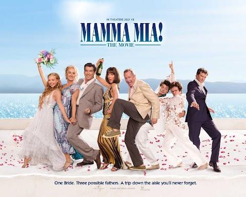 Mamma Mia! - spalvomis ir ypatinga nuotaika džiuginantis miuziklas