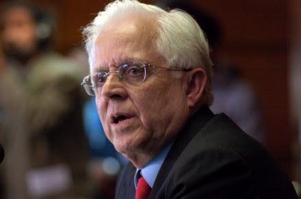 El expresidente de la Suprema Corte de Justicia de la Nación (SCJN), Genaro Góngora Pimentel. Foto: Octavio Gómez