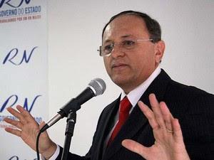 Presidente da Femurn, Benes Leocádio, diz que essa é 'a hora de agir' (Foto: Canindé Soares)
