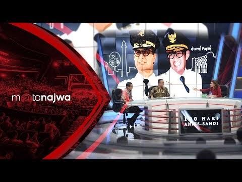 Ketika Anies-Sandi Jadi Bahan Tertawaan dalam Acara Mata Najwa