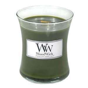 Amazon.com: Woodwick Mini Frasier Fir Candle 3.4oz: Home ...