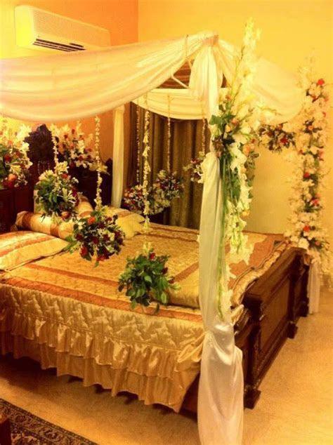 Wedding Bed Decoration   Ready To Sleep Anyone?   Wedding