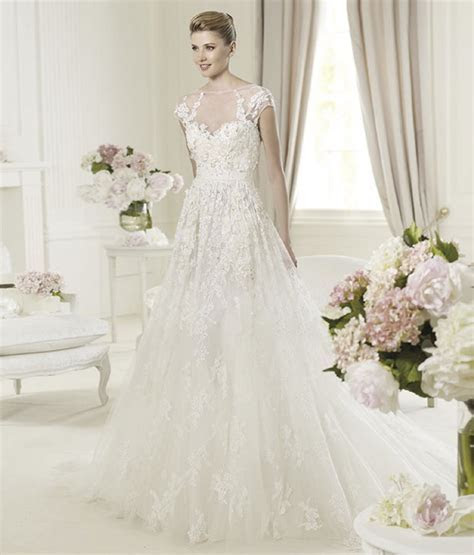 Elie Saab's 2013 Wedding Collection for Pronovias : Chic