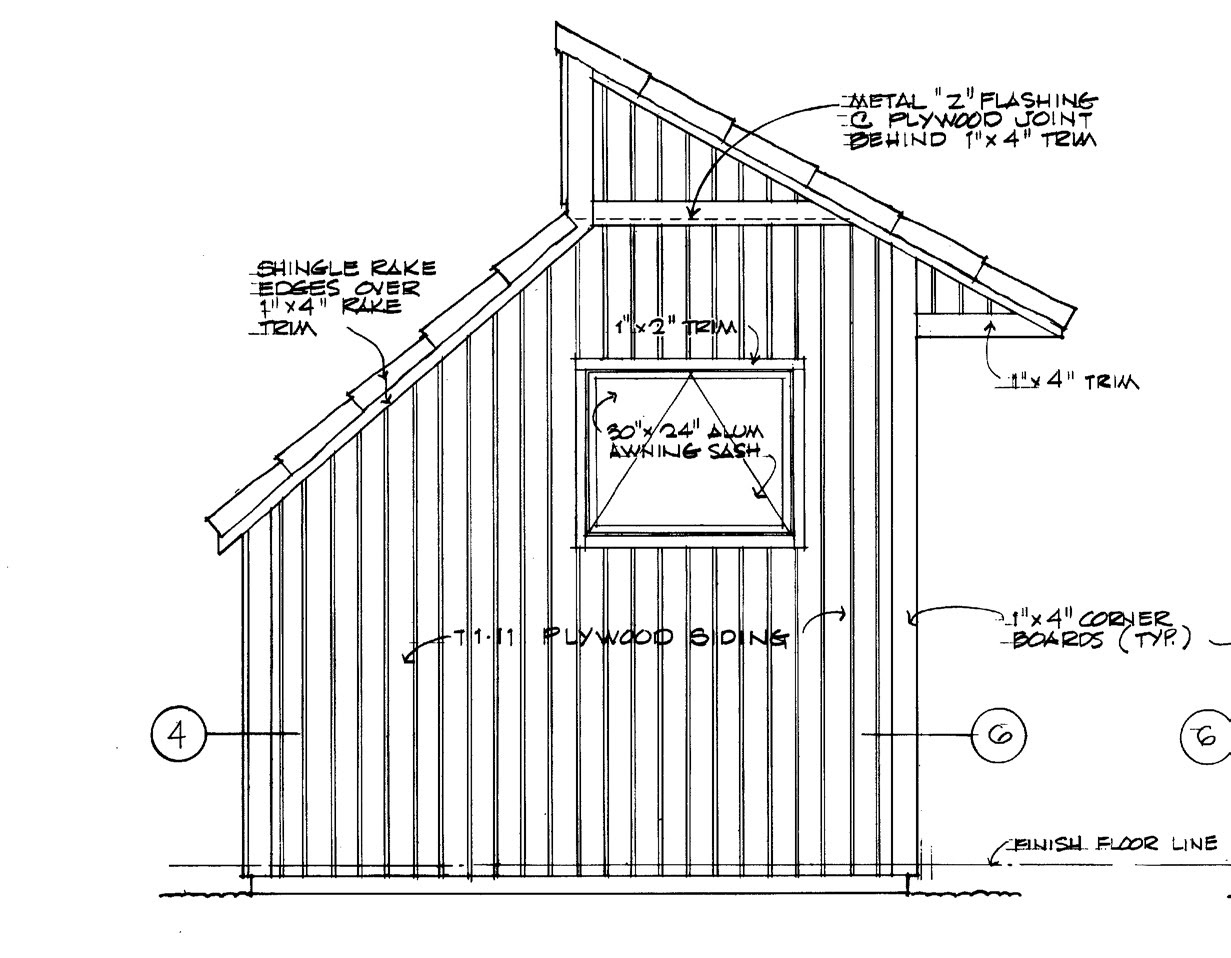 Complete Free 16x16 Storage Shed Plans Plans Sheds Easy