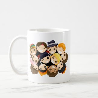 Happy Children mug