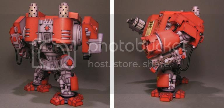 photo WARHAMMER 40K SPACE MARINE DREADNOUGHT paper model via papermau.002_zpsadzahxz7.jpg