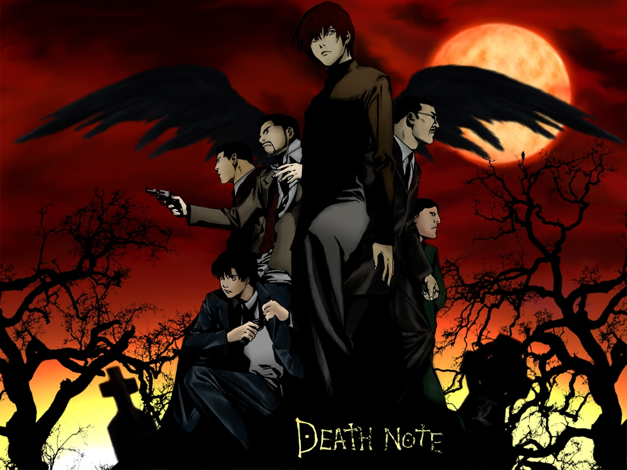 Theme Anime Anime Wallpaper Death Note
