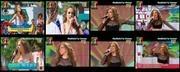 Melhor na Tv 2015/802 - Claudisabel sexy cantando