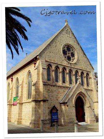 Fremantle town, WA