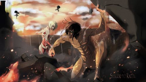 Top 50 Attack On Titan Wallpapers 2017 Fashionwtf