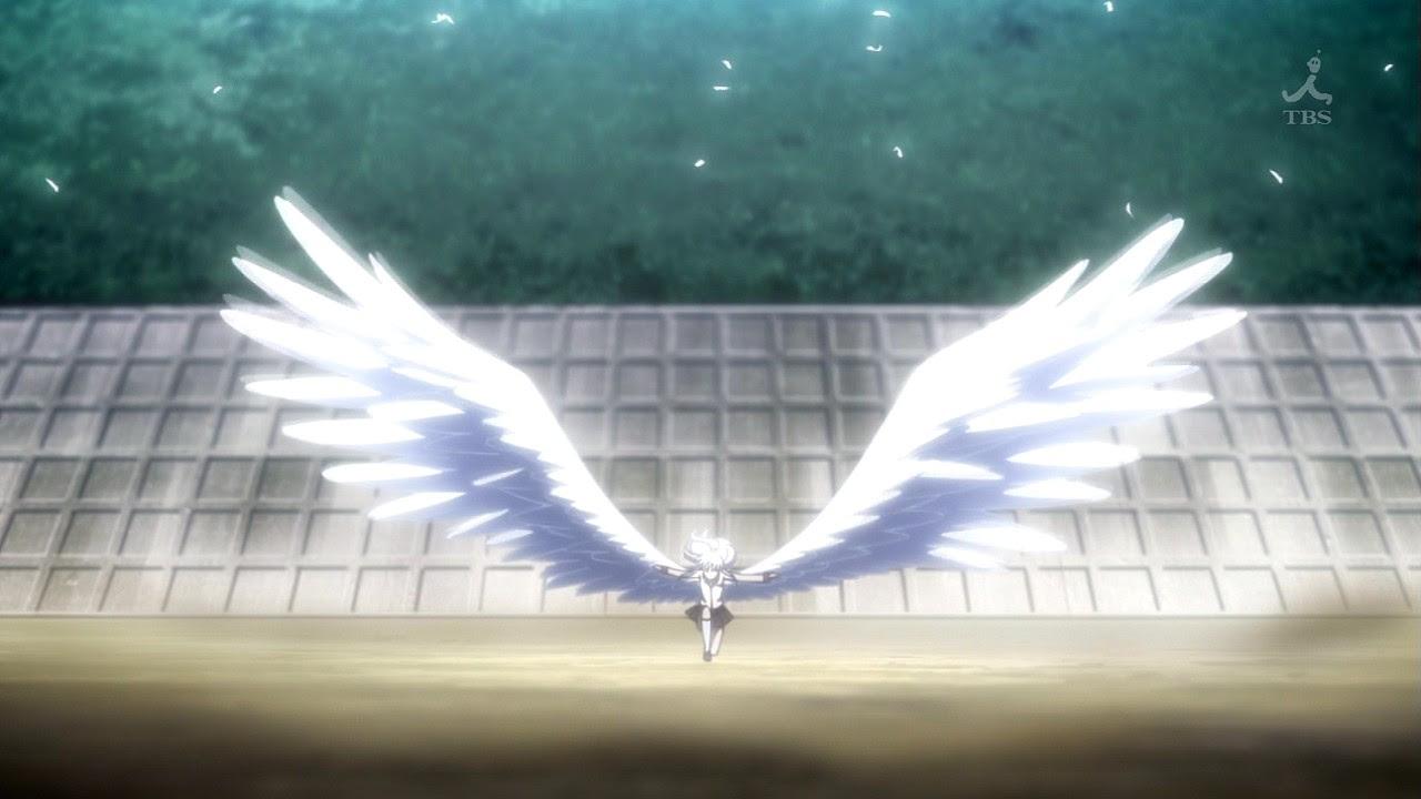 Angel Beats エンジェルビーツ 11話 ついにラスボス登場だな