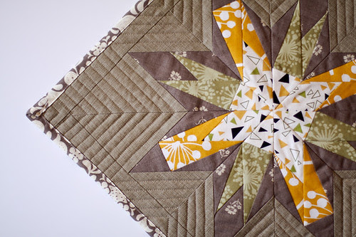Washington Star Mini Quilt by jenib320