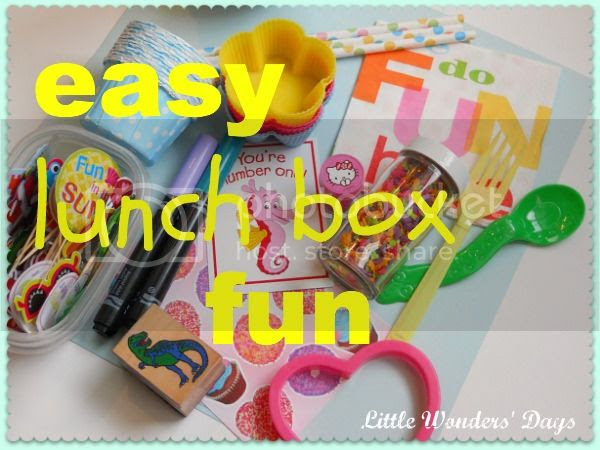 easy lunch box ideas, school lunch ideas