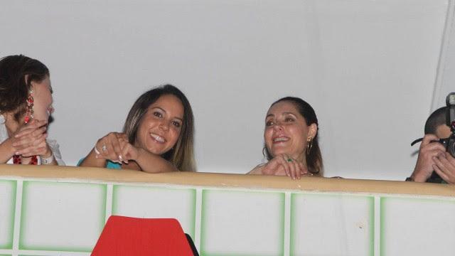 Mulher Melão e Christiane Torloni