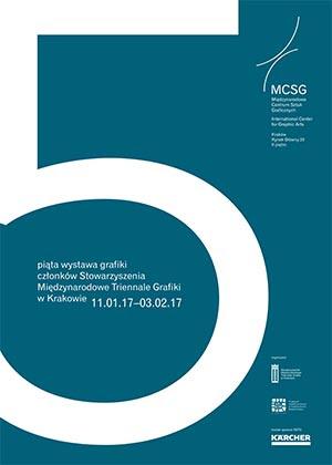5. wystawa grafiki członków Stowarzyszenia Międzynarodowe Triennale Grafiki w Krakowie