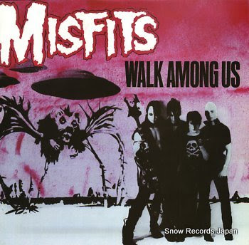 MISFITS, THE walk among us