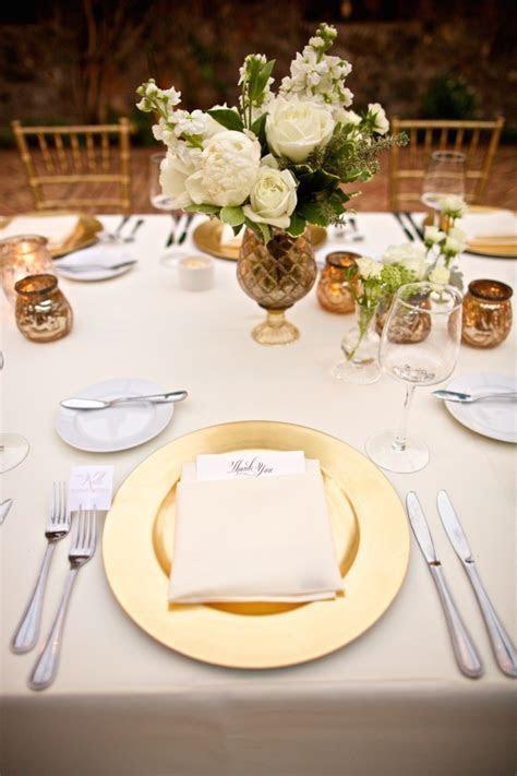 Wedding Plate Setting Ideas