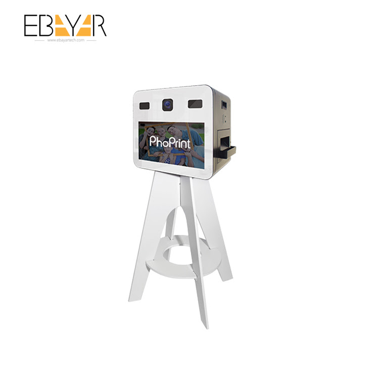 2017 Photobooth Portable With Printer Vending Kiosk Display