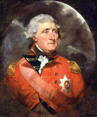 Sir George Augustus Elliott, Baron Heathfield
