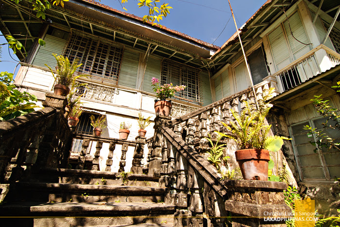 Ancestral House at the Kusina ni Atching Lillian