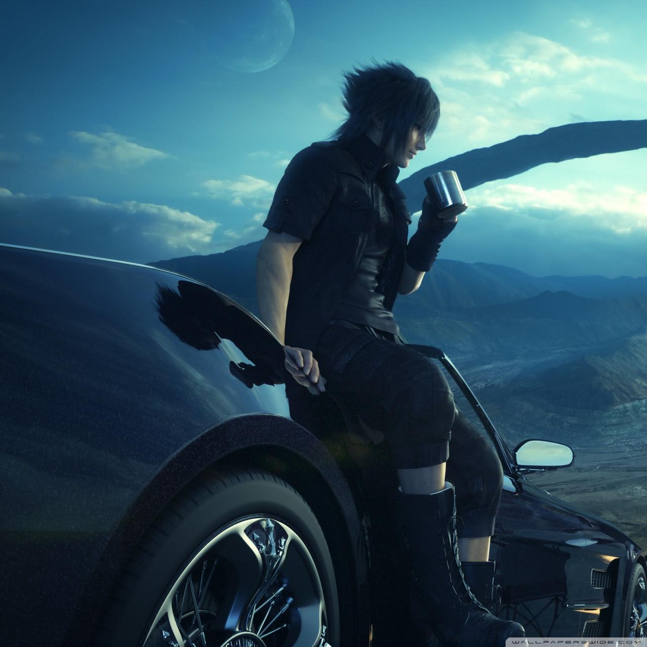 Final Fantasy Xv Ultra Hd Desktop Background Wallpaper For 4k Uhd