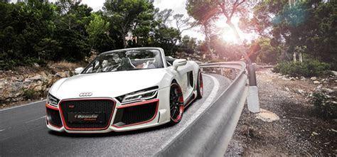 Regula Tuning radicalise l?Audi R8 Option Auto