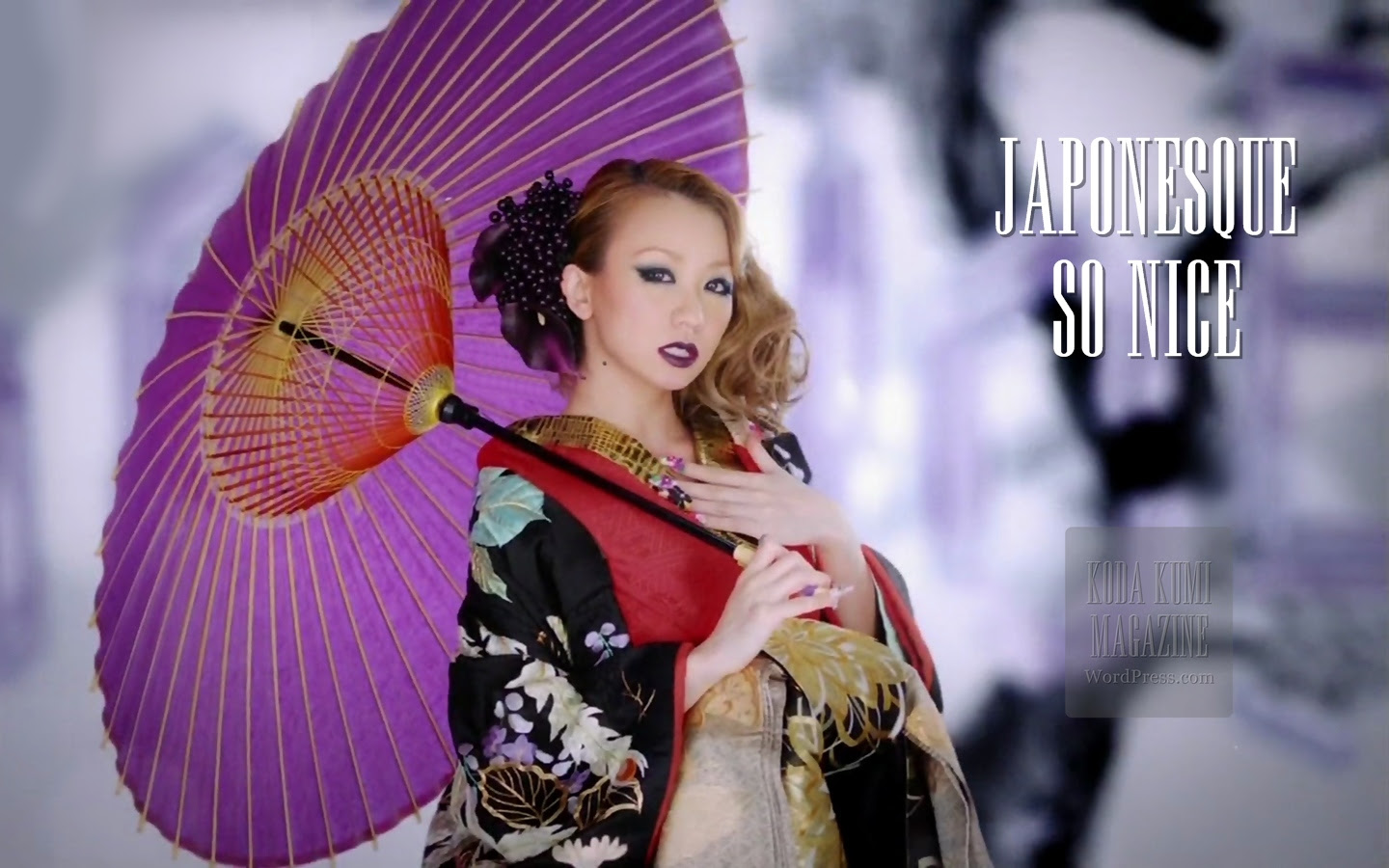 Japonesque Wallpapers And Songs 倖田來未japonesque