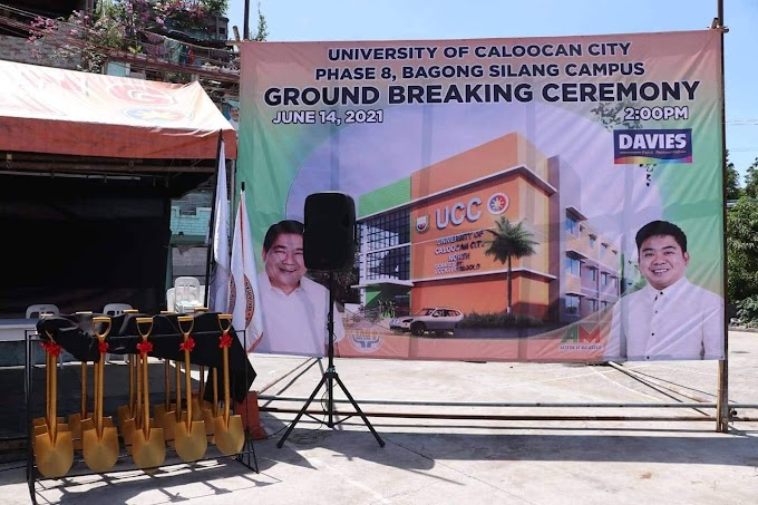 Fourth University of Caloocan City campus to rise soon