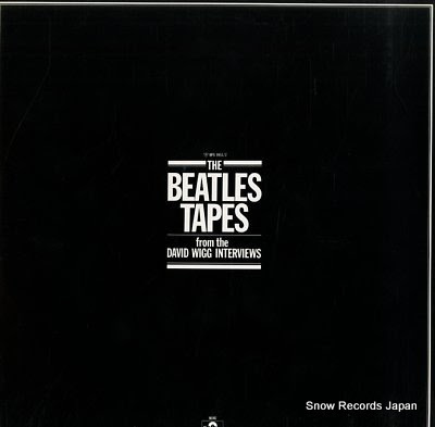 BEATLES, THE tapes from the david wigg interviews