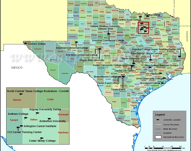 Cedar Valley College Campus Map.Texas Colleges And Universities Map Business Ideas 2013