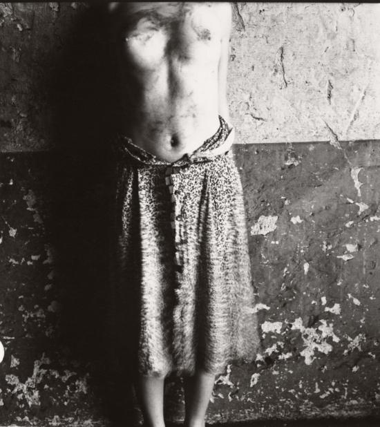 Untitled. Francesca Woodman, 1977-1978