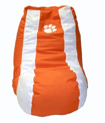 Bean Bag Sofa Ace Bayou Clemson Bananabag L Shaped Bean Bag