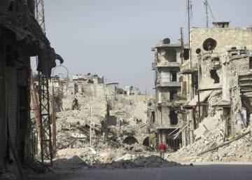 Expulsados de las calles sirias, los activistas toman las redes sociales
