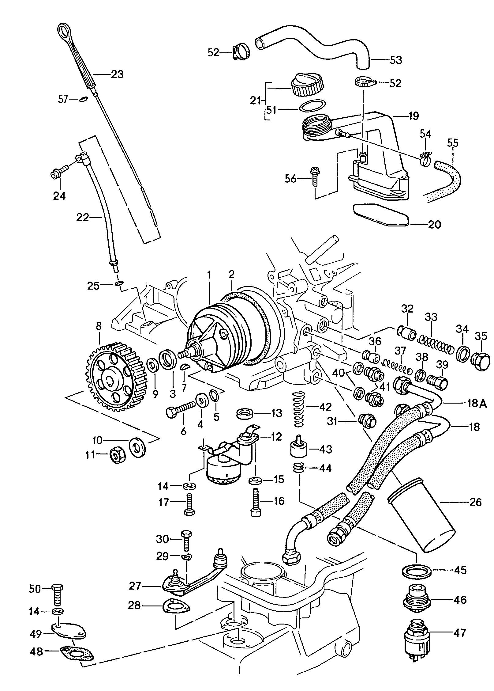 Porsche 928 Engine Diagram