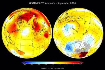 Resultado de imagen para niveles de CO2 abren paso a una 'nueva era' climática