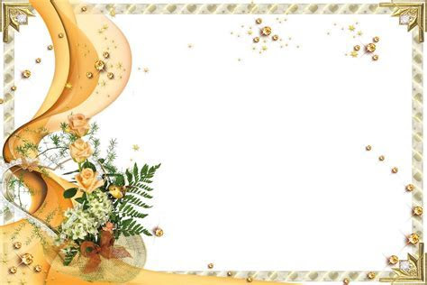 Beautiful Wedding Invitation Background Designs ? WeNeedFun