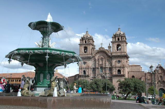 Vieille ville de Cusco