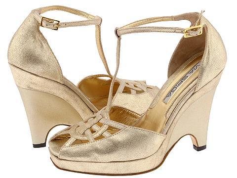 Via Spiga - Boost (Platino Star) - Footwear