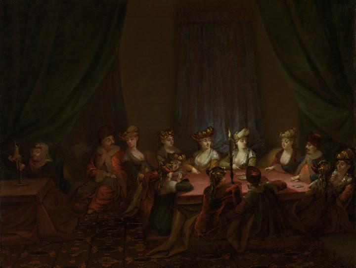 Parti-de-Arméniens-Playing-Cards, -Jean-Baptiste-Vanmour