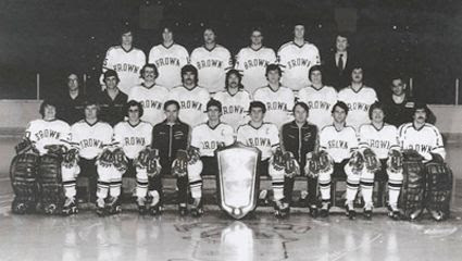 1975-76 Brown Bears team, 1975-76 Brown Bears team