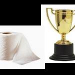 asshole trophy