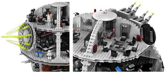 Lego Létoile Noire 10188