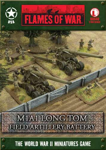 M1A1 Long Tom Field Artillery Battery (UBX40)
