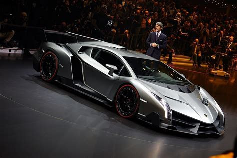 Lamborghini Veneno Named World?s Ugliest Car autoevolution